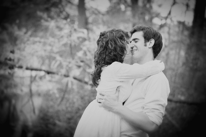 An Engagement Shoot In Rock Creek Park Amp Dupont Circle In