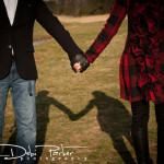 Capitol Romance: Rebecca & Vince's Manassas Battlefield Engagement Pictures