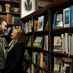 Capitol Romance: Lauren & Justin's DC Bookstore Engagement Session