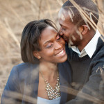 Capitol Romance: Lola & Wale Virginia Winery Engagement Pictures