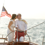 Real Capitol Wedding: Erin & Nick's DIY Sailboat Wedding in Maryland