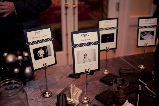 Diy How To Make Your Own Photobooth Guest Book Capitol Romance