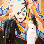 Capitol Wedding: Amy & Sean's Punk Rock, Offbeat DC Wedding