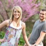 Capitol Romance: Bree & Thomas' Cherry Blossom Engagement