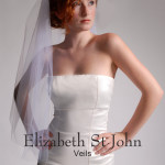 Veil Giveaway from Elizabeth St. John Couture!