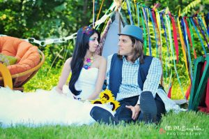 vintage circus carnival theme wedding stylde shoot (5)