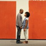 Cecelia & Wasim's Offbeat Washington DC Museum Engagement Session