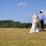 Kari & Ross' Budget-friendly Sharp Rock Vineyard Wedding in VA