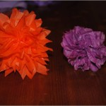 DIY How To: Tissue Paper Pomander / Flower Tutorial