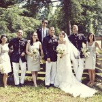 Jenn & Andrew's Vintage Military Wedding in Fredericksburg, VA