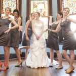 Joanna & Justin's Handmade, Intimate Maryland Wedding at the VanDiver Inn
