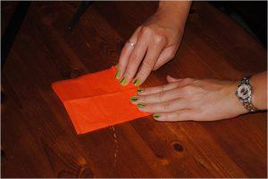 DIY Paper Pom Pom
