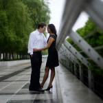 Priyanka & James' Washington DC Engagement at the Kennedy Center