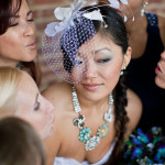 Capitol Inspiration: Brides with Chunky Necklaces