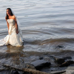 Michelle's Trash the Dress