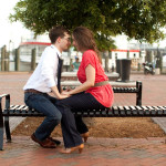 Tanya & Jonathan's Annapolis Maryland Engagement Session