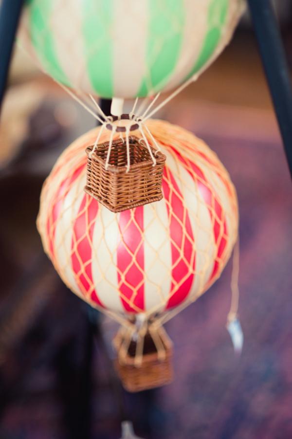 Самодельные воздушные шарики