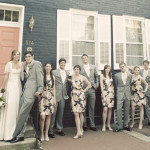 Erin & Karl's Historic, Hipster Virginia Wedding Wedding in Fredericksburg ~ Part 1