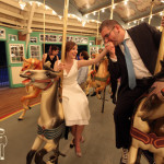 Paul & Angie's Offbeat, Glen Echo Park Maryland Wedding ~ Part 2