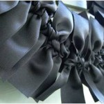 DIY How To: Wreath from Ribbons