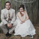 Corrie & Tim's Shakespeare Themed, Leesburg Virginia Wedding