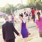 Elle & Eric's Offbeat, Arlington County Fair Engagement in Virginia