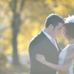 Amber & Matt's Offbeat, Intimate Virginia Wedding at the Ashby Inn
