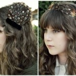 DIY Inspiration: Alternative Wedding Hair Accessories