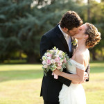 Rachel & Jeff's Romantic, Vintage Virgina Wedding at Rosemont Manor