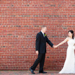 Olivia & Eric's Small-budget Maryland Wedding