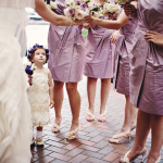 Katherine & Ted's Light Purple, Modern Washington DC Wedding