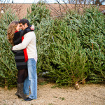 Melissa, Luis & A Christmas Tree Farm