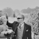 Sean & Rosanne's Peacock Themed Virginia Vineyard Wedding