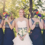 Gian & Casey's Modern, Blue Washington DC Wedding