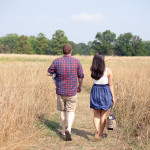 Ben & Grace ~ National Arboretum Engagement Pictures