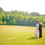 Tiffany & Jimmy's Vintage Maryland Wedding at Little Seneca Creek Lodge