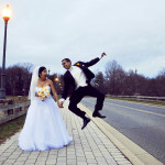 Roselyn & Jeremy's Elegant, Ballroom Wedding in Maryland