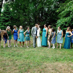Kimberly & Judd's Offbeat, Eclectic Park Wedding in Arlington, VA