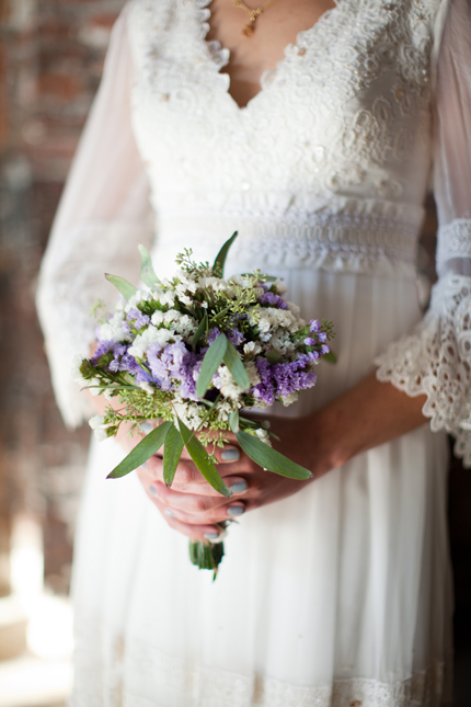 Learn How To Make Your Own Diy Wedding Bouquet Featured In Our Rustic Bridal Inspiration Shoot As