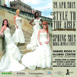 Style to the Aisle ~ Ticket Giveaway!