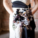 Steampunk Bridal Inspiration ~ Hair, Makeup, & Design