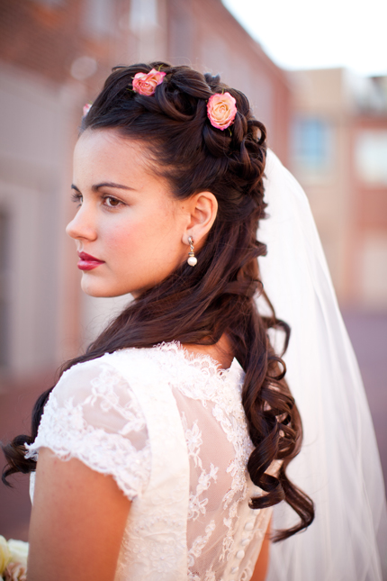 Super Victorian Bridal Inspiration Hair Makeup Amp Design Capitol Short Hairstyles Gunalazisus