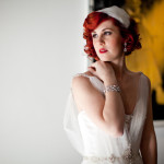 Vintage Bridal Inspiration ~ Hair, Makeup, & Design