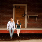 Alex & Jim's Alexandria, Virginia Engagement Session