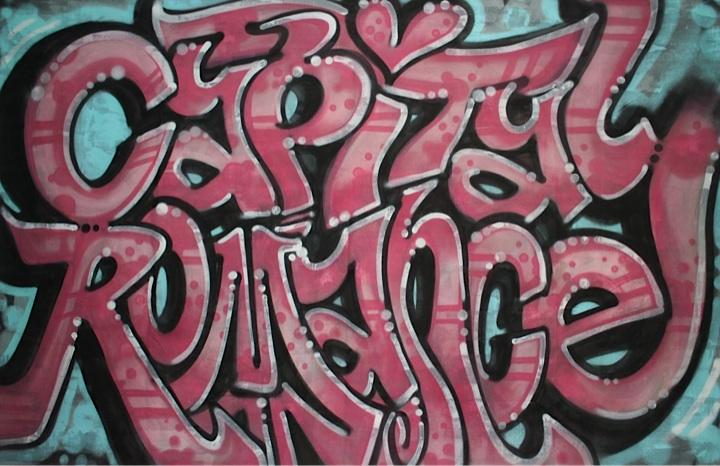 graffiti art capitol romance