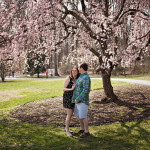Marissa & Trey's Casual, Brookside Gardens Maryland Engagement