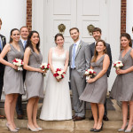 Rachel & Bill's Quaint, Jewish Wedding in Washington, DC