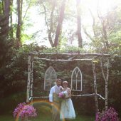 backyard bbq wedding inspiration details pictures (9)