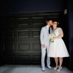 Rebecca & Matt's Offbeat, Intimate Washington DC Wedding at the Tabard Inn