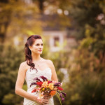 2012 Bridal Hair, Makeup & Wedding Dress Inspiration from Softbox Media Photography